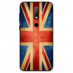 Nokia X6 Vintage UK Case