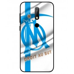 Nokia X6 Marseilles Football Case