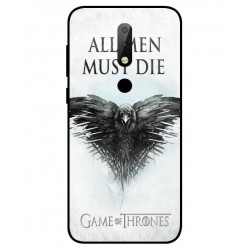 Nokia X6 All Men Must Die Cover