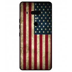HTC U12 Plus Vintage America Cover
