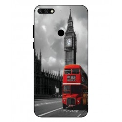 Protection London Style Pour Huawei Honor 7C