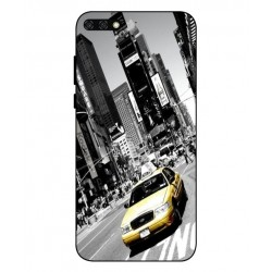 Coque New York Pour Huawei Honor 7C