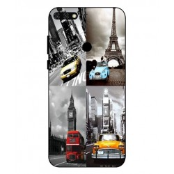 Coque Best Vintage Pour Huawei Honor 7C