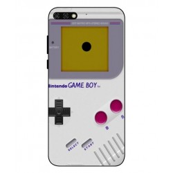 Coque Game Boy Pour Huawei Honor 7C
