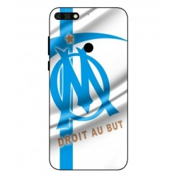 Coque Marseille Pour Huawei Honor 7C