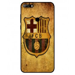 Coque FC Barcelone Pour Huawei Y7 2018