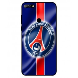 Coque PSG pour Huawei Y7 2018