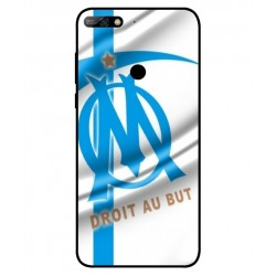 Coque Marseille Pour Huawei Y7 2018