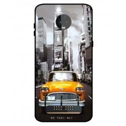 Motorola Moto Z3 New York Taxi Cover