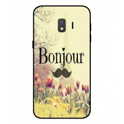 Samsung Galaxy J2 Core Hello Paris Cover