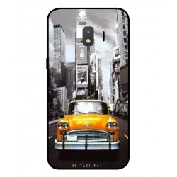 Carcasa New York Taxi Para Samsung Galaxy J2 Core