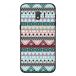 Coque Broderie Mexicaine Pour Samsung Galaxy J2 Core