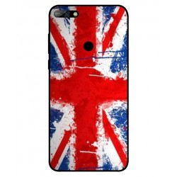 Coque UK Brush Pour Huawei Y7 2018
