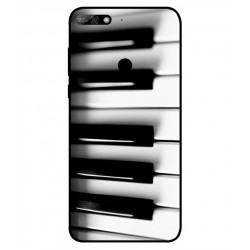 Coque Piano Pour Huawei Y7 2018
