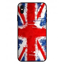 UK Brush Custodia Per iPhone XS