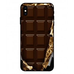 iPhone XS I Love Chocolate Cover