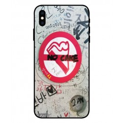 Cover 'No Cake' Per iPhone XS
