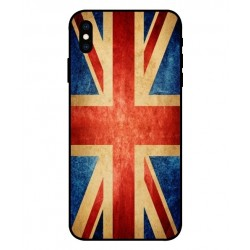 Vintage UK Custodia Per iPhone XS