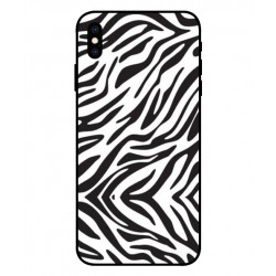 Zebra Custodia Per iPhone XS
