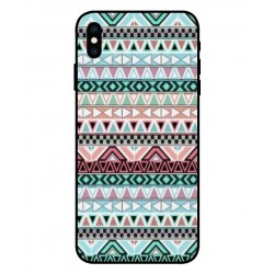 Coque Broderie Mexicaine Pour iPhone XS