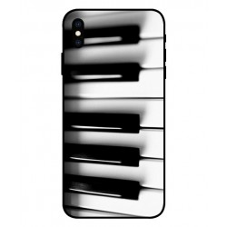 iPhone XS Piano Cover