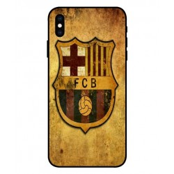 FC Barcelona Custodia Per iPhone XS
