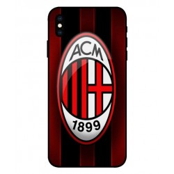 AC Milan Custodia Per iPhone XS