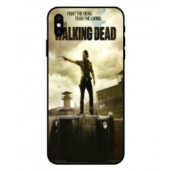 iPhone XS Walking Dead Cover