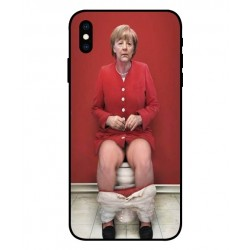 Angela Merkel Sul Gabinetto Custodia Per iPhone XS