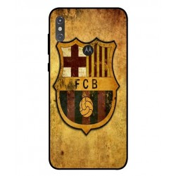 Coque FC Barcelone Pour Motorola One Power P30 Note