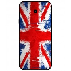 Coque UK Brush Pour Samsung Galaxy J4 Plus