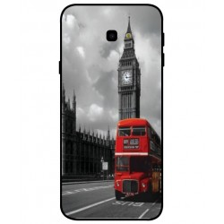 London Style Custodia Per Samsung Galaxy J4 Plus