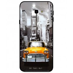 Coque New York Taxi Pour Samsung Galaxy J4 Plus