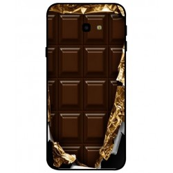 Coque I Love Chocolate Pour Samsung Galaxy J4 Plus