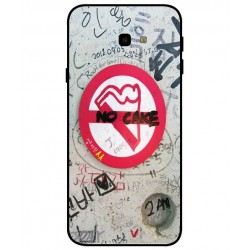 Cover 'No Cake' Per Samsung Galaxy J4 Plus