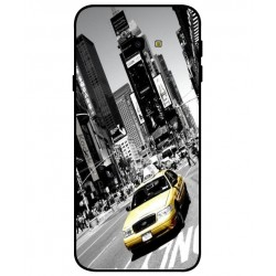 New York City Custodia Per Samsung Galaxy J4 Plus