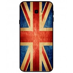 Vintage UK Custodia Per Samsung Galaxy J4 Plus
