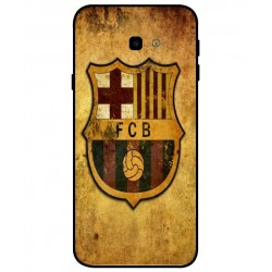 FC Barcelona Custodia Per Samsung Galaxy J4 Plus