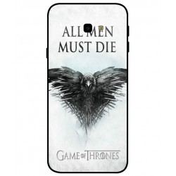Protection All Men Must Die Pour Samsung Galaxy J4 Plus