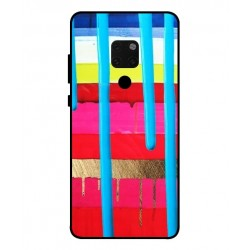 Huawei Mate 20 Brushstrokes Cover