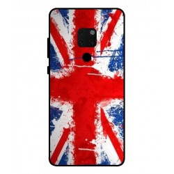 Coque UK Brush Pour Huawei Mate 20