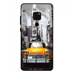 Huawei Mate 20 New York Taxi Cover