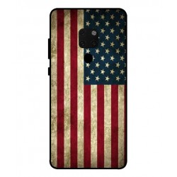Huawei Mate 20 Vintage America Cover