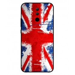 Coque UK Brush Pour Huawei Mate 20 lite