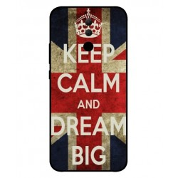 Carcasa Keep Calm And Dream Big Para Huawei Mate 20 lite