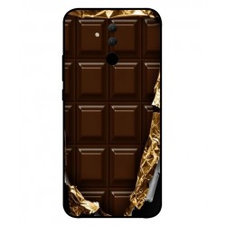 Coque I Love Chocolate Pour Huawei Mate 20 lite
