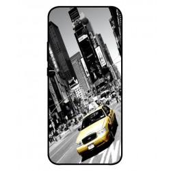 Funda New York Para Huawei Mate 20 lite