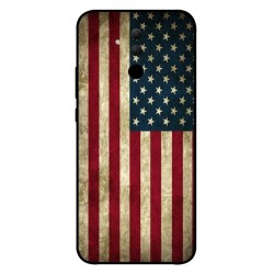 Coque Vintage America Pour Huawei Mate 20 lite