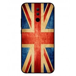 Coque Vintage UK Pour Huawei Mate 20 lite
