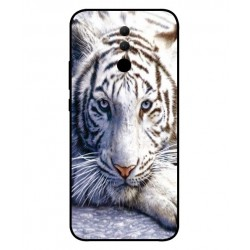 Coque Protection Tigre Blanc Pour Huawei Mate 20 lite